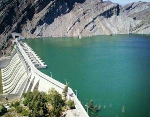 سدهای آذربایجانشرقی ۵۰درصد ظرفیت آب دارند