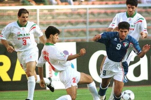 ببینید   گل مهرداد میناوند با لباس تیم ملی به امارات