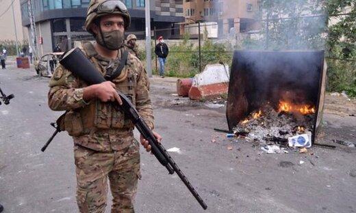 افشای نقش سلاح های فرانسوی در سرکوب های لبنان