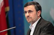 احمدی نژاد به بایدن نوشت «جو! عجله نکن، صبر کن تا خودم برگردم» /مردی که برای خود نقش منجی قائل است