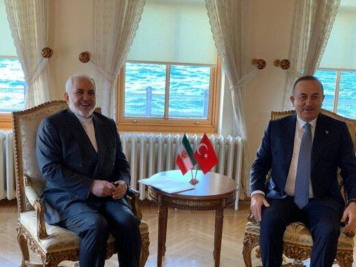 ظریف دیدگاه ایران را برای استمرار صلح در قفقاز تشریح کرد