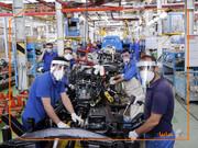 جهش تولید در گروه خودروسازی سایپا/ تولید بیش از 30هزار خودروی تجاری سبک در زامیاد