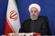 ببینید | روحانی: آمریکا مانع گرفتن وام برای خرید تجهیزات پزشکی شد