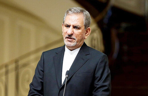 Jahangiri: Iran plans to launch biggest Middle East railway