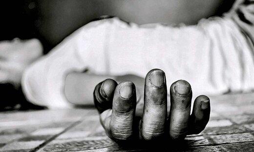 جوان ۳۰ ساله از درخت حلقآویز شد