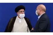 جزئیاتی از جلسه انتخاباتی قالیباف و رئیسی