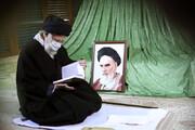 قائد الثورة يزور مرقد الإمام الخميني (رض) ومراقد الشهداء