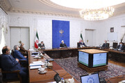 هشدار روحانی درباره عواقب تغییر در شاکله بودجه ۱۴۰۰ در مجلس