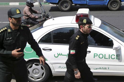 جزییات درگیری مسلحانه پلیس در شرق تهران