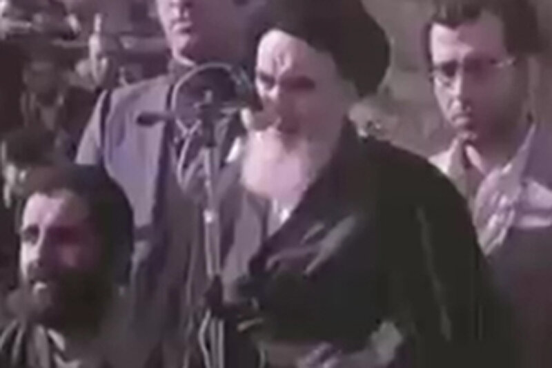 پیام مهم امام خمینی (ره) به مردم تهران یک روز پس از سقوط رژیم پهلوی