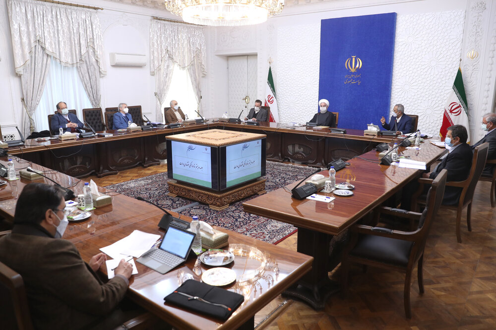 هشدار روحانی درباره تغییر در شاکله بودجه 1400 در مجلس