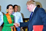 واکنش انگلیس به کودتا در میانمار