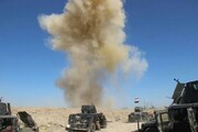 مخفیگاههای داعش در عراق منهدم شدند/دستگیری تعدادی از تروریستها
