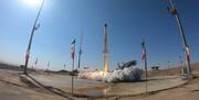 گزارشی از پرتاب  اولین ماهواره با سوخت جامد