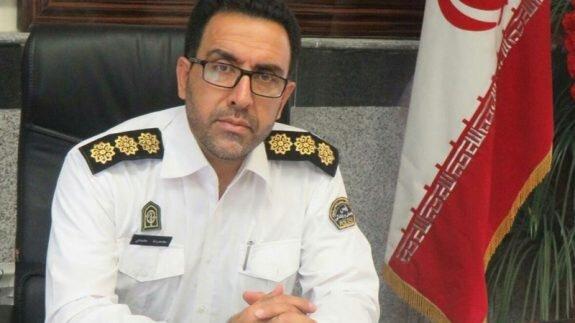 عدم تعویض پلاک منجر به ۵۰ نمره منفی صاحب خودرو در اصفهان شد