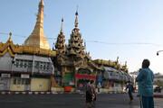 تصاویر   وضعیت پایتخت میانمار بعد از کودتای نظامیان و سرنگونی دولت