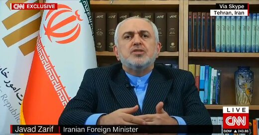 """Zarif says Iran ready to respond """"immediately"""" after US returns to commitments"""