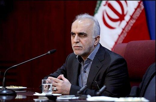 وزير الاقتصاد : ايران ستحصل على حقها فيما يخص الارصدة المجدة داخل العراق