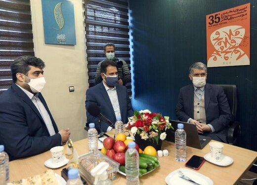 دفاع وزیر فرهنگ و ارشاد اسلامی از برگزاری جشنوارههای فجر