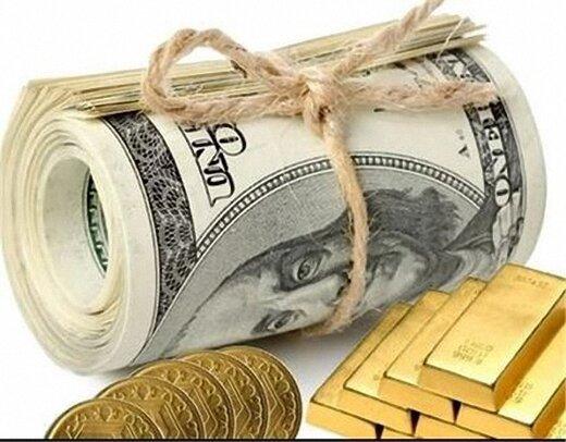 قیمت سکه، طلا و ارز 99.12.05 / کاهش نرخ دلار و یورو در بازار