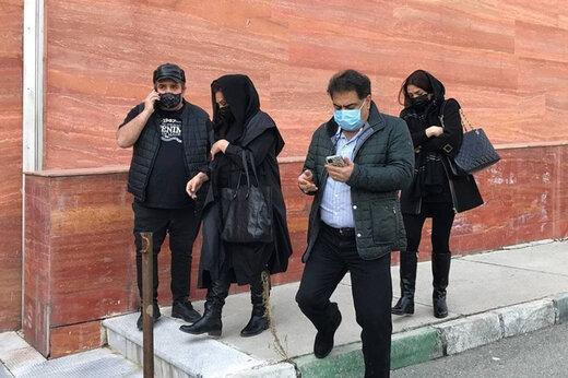ببینید | آرزوی سلامتی نسرین مقانلو برای انصاریان در گفتگو با علی کریمی