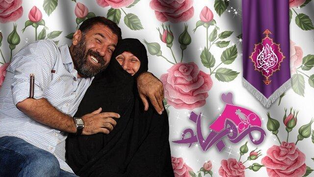 بازپخش گفتوگوی صمیمانه با علی انصاریان و مادرش