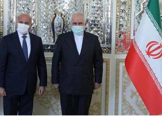 Iran, Iraq FMs hold first round of talks in Tehran