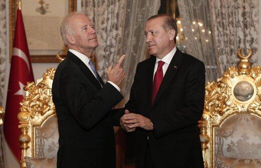 ریاست جمهوری بایدن برای اردوغان چه حکمی دارد؟