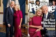 بایدن در اولین مصاحبه در کاخ سفید از زندگی شخصی خود گفت/عکس