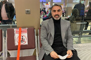 محمود فکری: در زمان حضور من در استقلال کودتا کردند، الان همه چیز گل و بلبل است