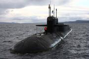 گم شدن یک زیردریایی با ۵۳ خدمه