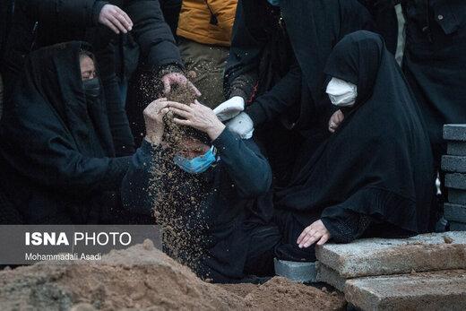 واکنش مشاور رهبر انقلاب به سوگواری مادر علی انصاریان