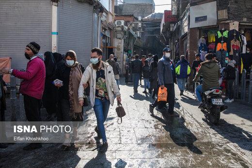 تعطیلی بازار تهران تمدید شد/ اعلام فهرست واحدهای صنفی مجاز برای فعالیت