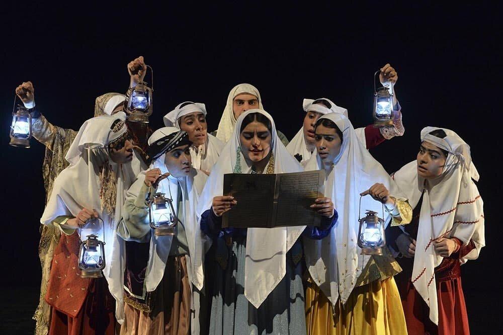 برنامه اجراهای ششمین روز از سی و نهمین جشنواره تئاتر فجر