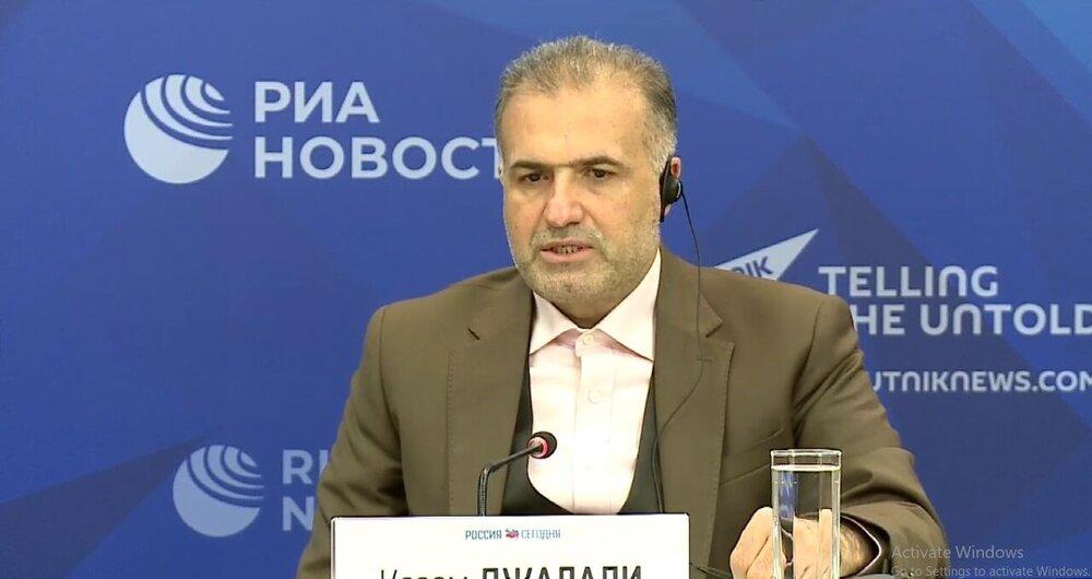 جلالی: روابط ایران و روسیه در دولت جدید مستحکمتر میشود