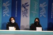 عکس | فاطمه معتمدآریا در جشنواره فیلم فجر
