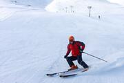 ببینید | حادثه هولناک در مسابقات اسکی آلپاین آلمان