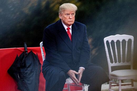 ببینید | دردسرهای بزرگ ترامپ؛ شمشیری علیه رئیس جمهور سابق آمریکا