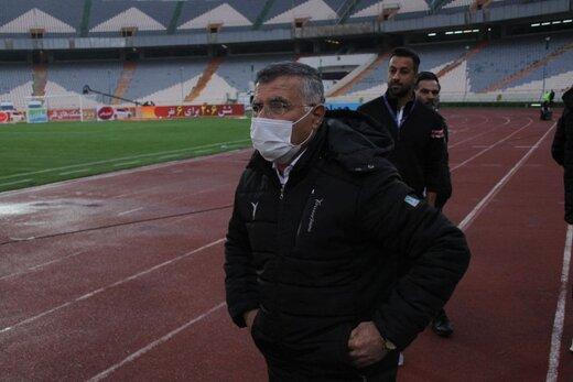 مجید جلالی: با یک شوت امتیاز از دست دادیم