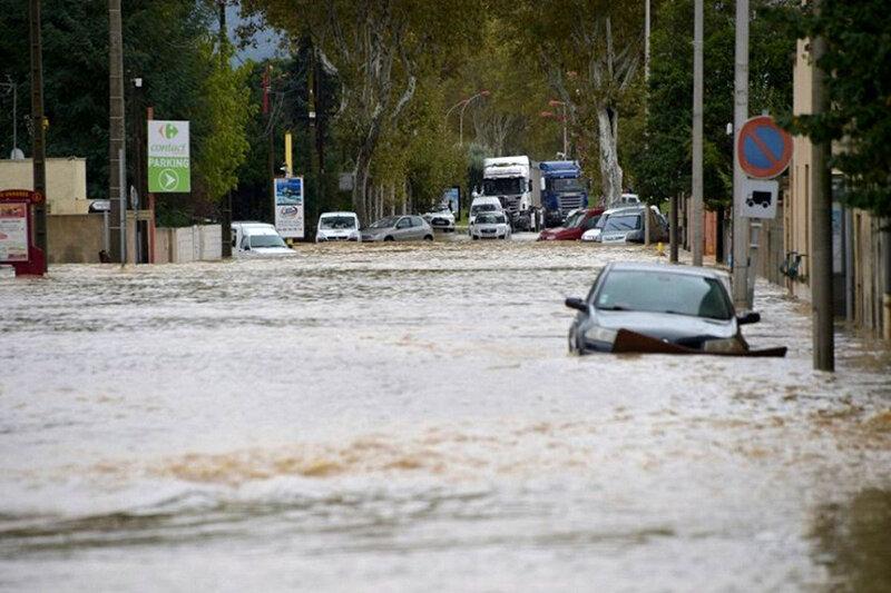 جزییات جان باختن ۶ مامور برق حین انجام وظیفه در اثر سیلاب