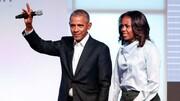 سرِ اوباما و همسرش با فیلمسازی شلوغ شده است