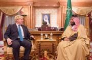 ایندیپندنت فاش کرد: فشار به جانسون درباره عربستان