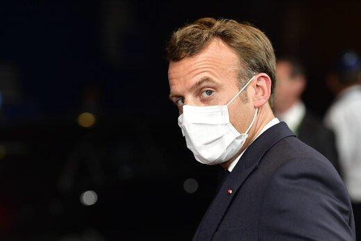 ببینید | بی محلی کادر درمان فرانسه به امانوئل مکرون