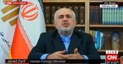 اتمام حجت ظریف: برجام قابل مذاکره نیست