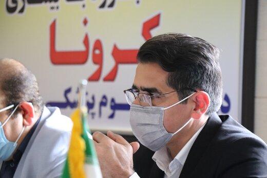 اردوگاه شهید باکری خرمشهر برای راهاندازی نقاهتگاه بیماران کرونایی در جنوب غرب خوزستان واگذار شد