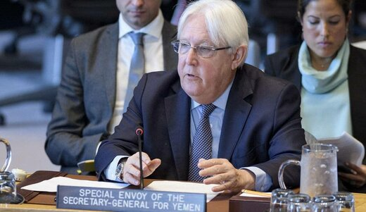 UN special envoy on Yemen in Tehran for consultations