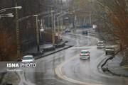ترافیک آزادراه کرج-تهران سنگین است/ وضعیت دیگر جادهها