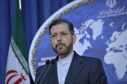 ببینید | سخنگوی وزارت خارجه: جلوی عاقل شدن آمریکا را نخواهیم گرفت