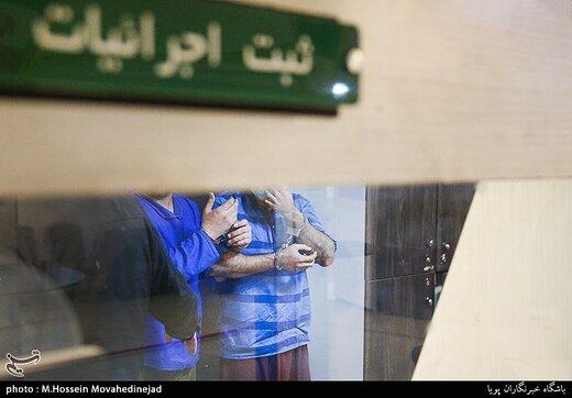 دستگیری سارقان منزل در سعادت آباد