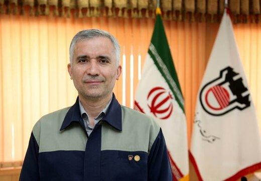 ذوب آهن اصفهان ۱۰ درصد تولید فولاد کشور را دارد